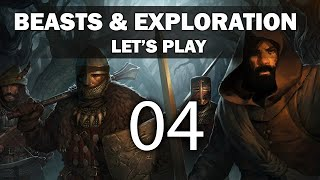 Let's Play Battle Brothers - Episode 4 (Beasts & Exploration DLC)