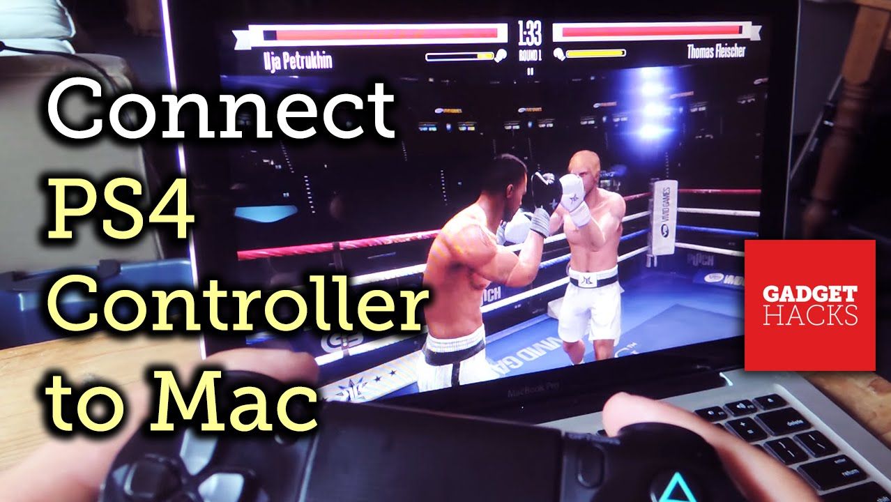 Connect a PS4 Controller to Your Mac for Improved Gameplay