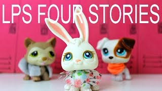 LPS Four Stories Episode 10: Pajama Day
