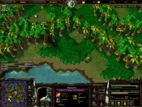 Warcraft III: The Frozen Throne LvHelmuts Reborn Win and Lose 4