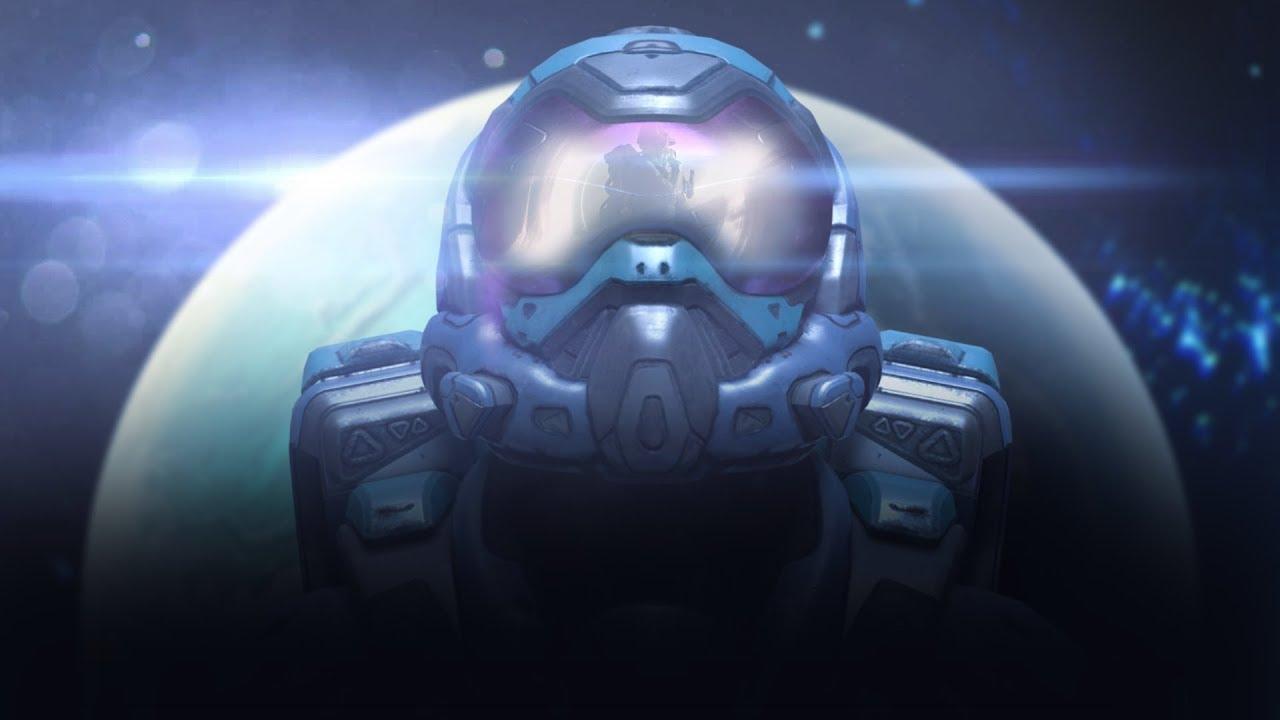 Origin | Cinematic Halo 5 Machinima
