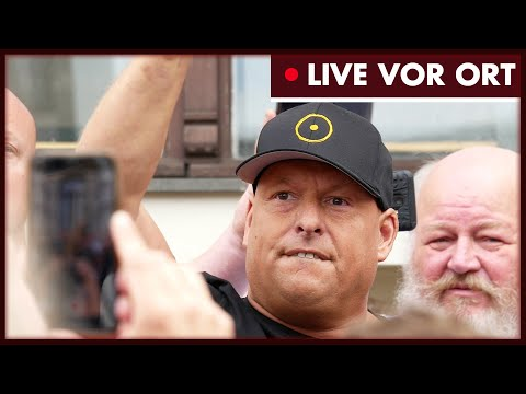 Heiko Schrang - GEZ Gerichtstermin in Potsdam