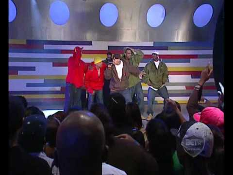 Chris Brown - Yo (excuse miss) Live BET