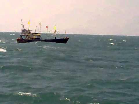 Dangerous Sea Voyage