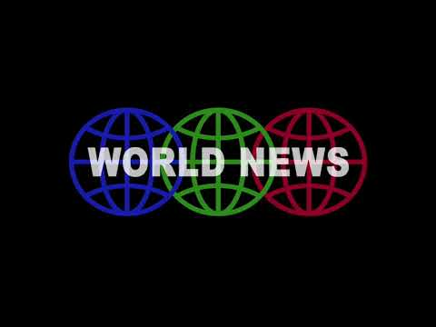 Ken Omega - WORLD NEWS - #Retro #News #Vintage #TV #Talk Show #Theme