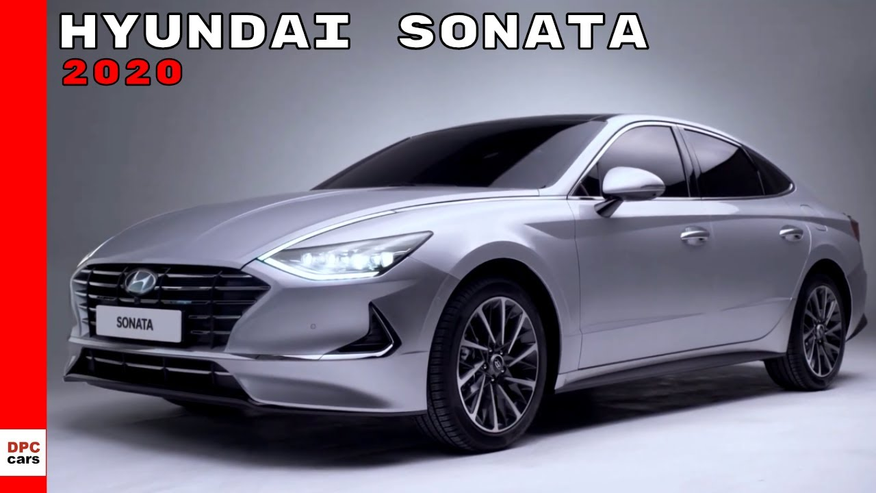 Hyundai Sonata 2020 Youtube