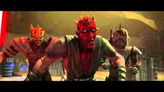 The Clone Wars Soundtrack - Maul, Savage and Vizsla