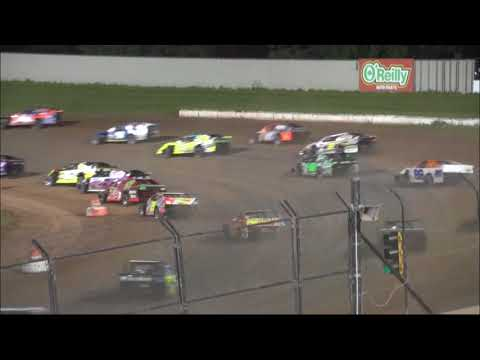 Don Herman Auto Repair IMCA Northern Sport Mods for August 18, 2017