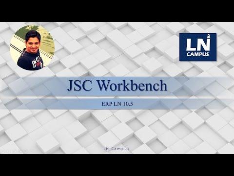 2 - JSC Operator Workbench (ERP LN 10.5)