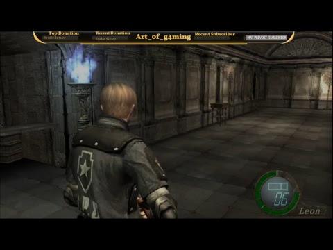 Resident Evil 4 Pc Bonus 3 Merchant Must Die Feat Leon And Britney Pro Part 11 Youtube