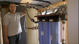 Mobile Water Treatment Trailer Orientation