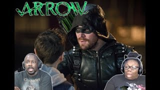 Arrow 6x13 REACTION!! {The Devil's Greatest Trick}