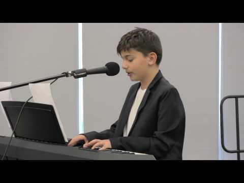 """Aidan Gold - Kevin Ross """"Stronger"""" Cover"""