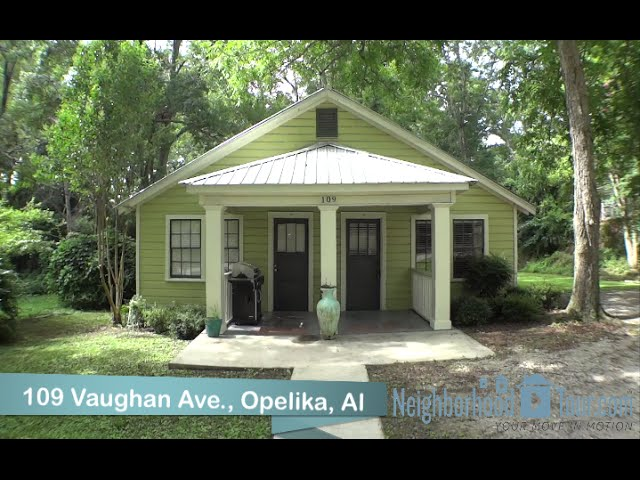 109 Vaughan Ave , Opelika, AL