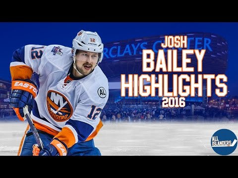 Josh Bailey 15-16 Highlights