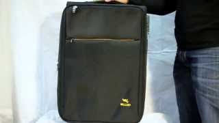 Обзор чемодана Wallaby 1163