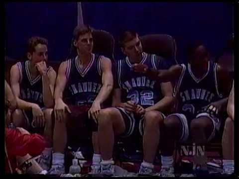 Shawnee vs. Marist - 1992 NJ State High School Basketball ...