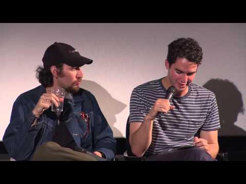 CEFF2015 - Josh & Benny Safdie - Master Class