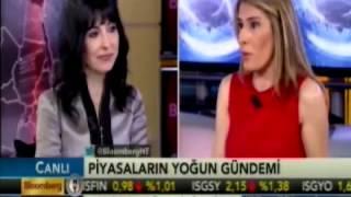 10.03.2015 - Bloomberg HT / Kamelya İŞLER - Anadolu Yatırım GMY.