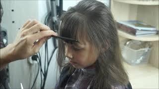 Идём к парикмахеру