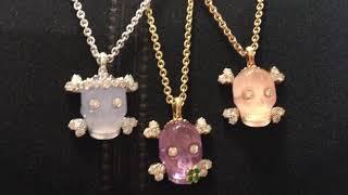 Dior Skull jewels Tête de Mort