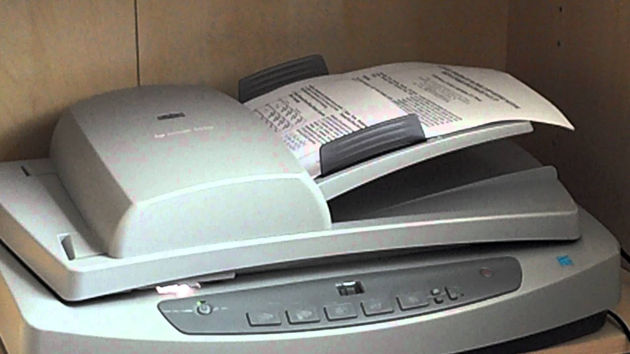 HP Scanjet 5590 Digital Flatbed Scanner series User Guides