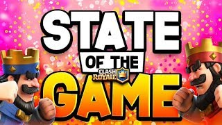 State of the Game - Clash Royale 2020 (ft. Molt & SirTag)