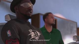 NBA 2K17 MyCareer- Goodbye Denver! At The Barbershop