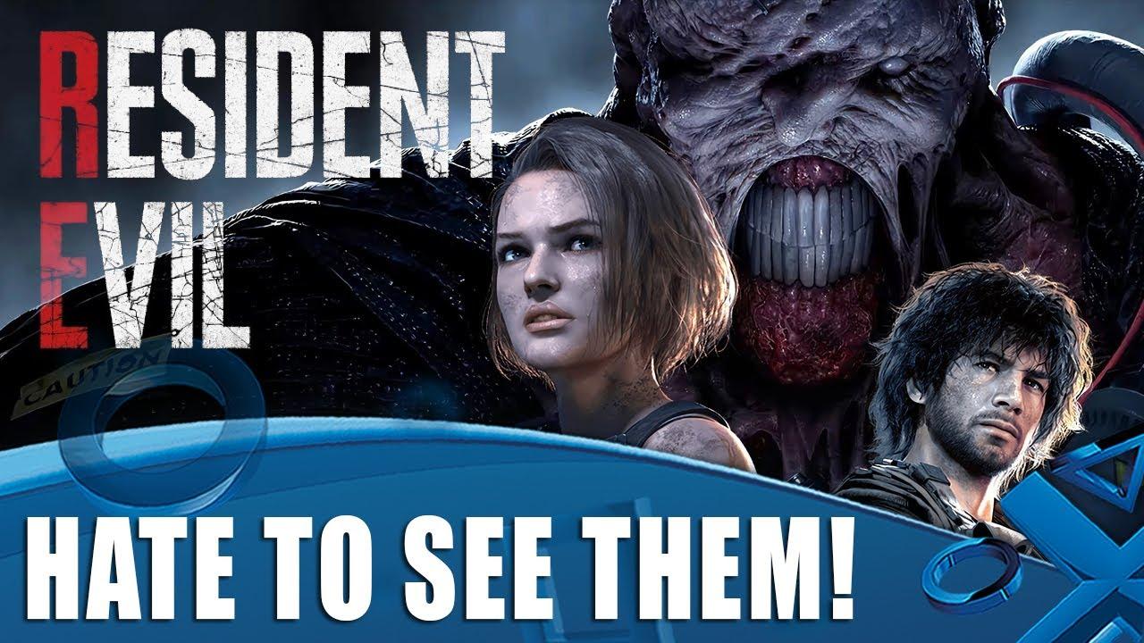 Resident Evil 3: Nemesis - 5 créatures que nous aimerions voir dans le remake + vidéo