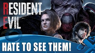 Resident Evil 3: Nemesis - 5 Creatures We'd Love To See In The Remake