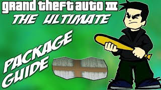 GTA 3: ULTIMATE Hidden Package Location Guide [+map markers]