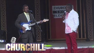Kenyan Gospel music pioneer Reuben Kigame