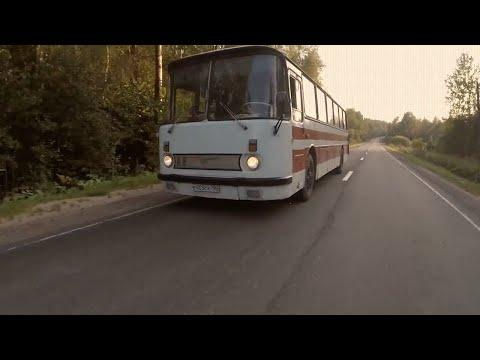 За рулем ЛАЗ-699Р (live)
