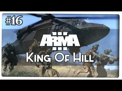 Let's Play Arma 3 - King of the Hill #16 [GER/HD] Ein Neubeginn