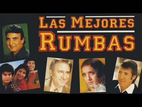 Las Mejores Rumbas - El Fary, M.Escobar, Rumba 3, Dolores Vargas y muchos más
