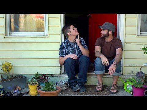 Transgender finding love