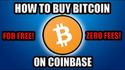 Huge Tip: Buy Bitcoin On Coinbase For Free! How To Have $0 In Fees Buying or Trading!