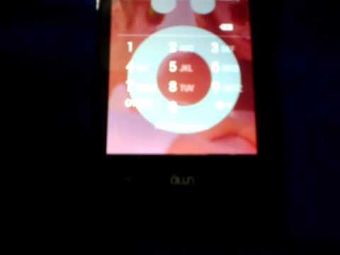 s3030 own залоченный телефон