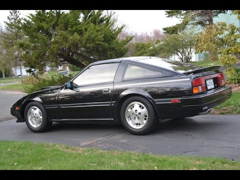 nissan 300zx z31 turbo exhaust youtube. Black Bedroom Furniture Sets. Home Design Ideas