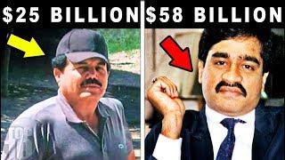 9 Criminals Who Make Bill Gates Look POOR!