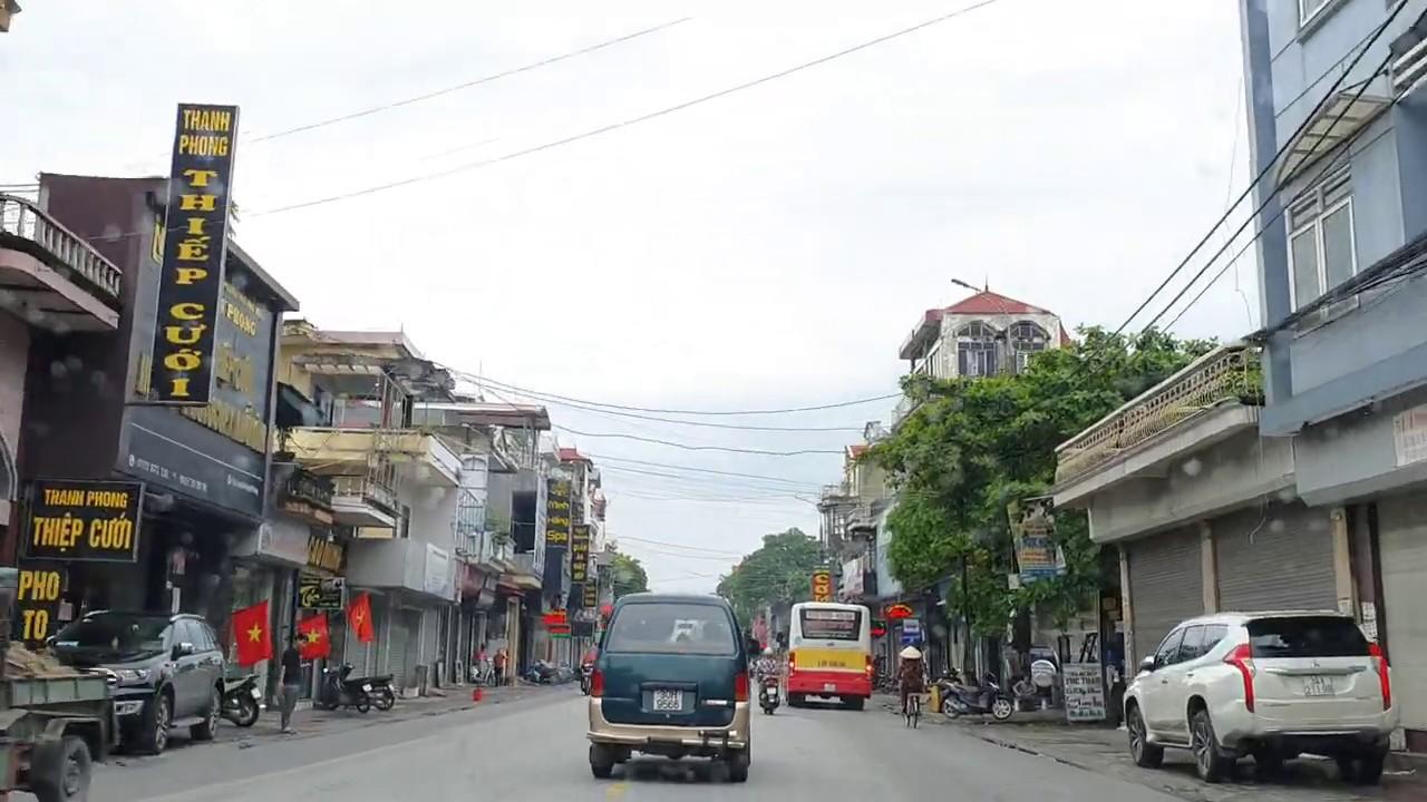 Thị Xã Đông Triều Mạo Khê Quảng Ninh 2019 |Quốc Lộ 18 Đường Đi TP Hạ Long | Vietnam Discovery Travel