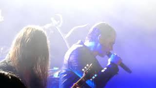 Satyricon - To Your Brethren in the Dark - live @ Dynamo in Zurich 09.10.2017