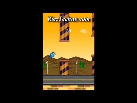 Tutorial BitCoin Flapper Best Score