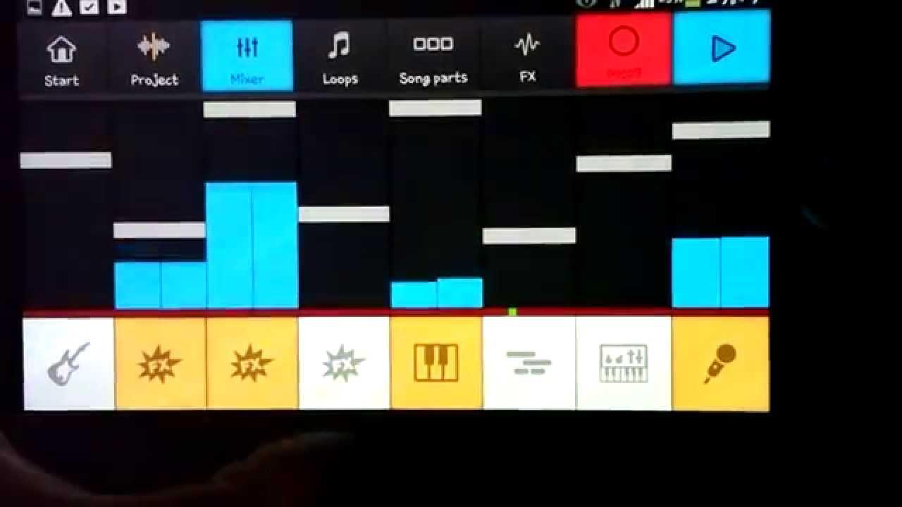 Make songs like a pro - Music maker jam - dance- (android app)