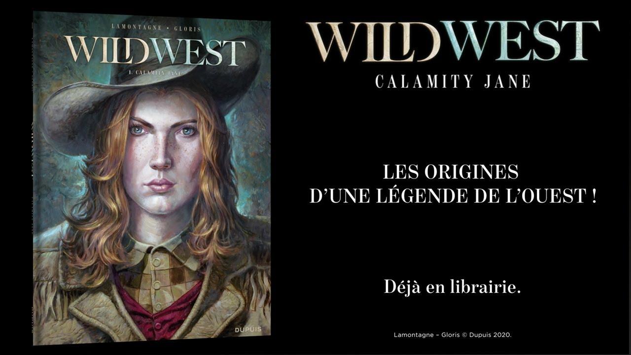 ♥ Wild West: Calamity Jane