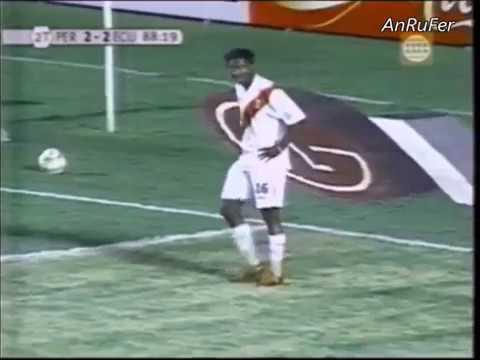El gol fallado mas recordado del futbol peruano