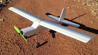 Goldberg Ranger 30 RC Scratch Built Airplane