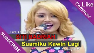 Gambar cover SITI BADRIAH [Suamiku Kawin Lagi] Live At Inbox (12-03-2015) Courtesy SCTV