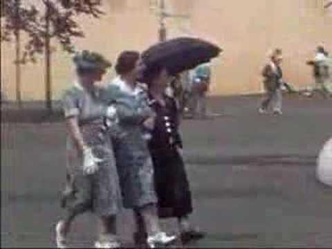1939 NY World's Fair - People