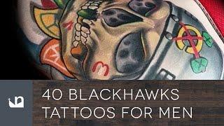 Video 40 Blackhawks Tattoos For Men download MP3, 3GP, MP4, WEBM, AVI, FLV Agustus 2018